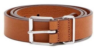 Andersons Leather Belt - Tan