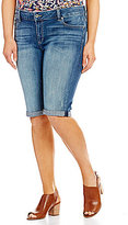 Lucky Brand Plus Ginger Bermuda Short