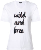 Markus Lupfer wild and free T-shirt