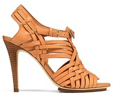 Tory Burch Canyon Woven Sandals