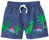 Gymboree Dino Swim Trunks