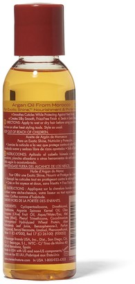 Crème of Nature Argan Oil From Morocco Heat Defense Smooth & Shine Polisher