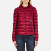 Belstaff Women's Silverthawn Down Jacket Racing Red