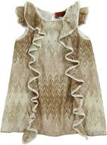 Missoni Hazelnut knit dress