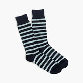 J.Crew Striped socks