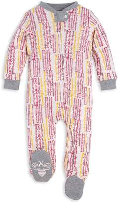 Burt's Bees Corn Maze Organic Baby Sleep & Play Pajamas