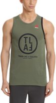 Reebok Men's Tri Round Neck T Shirt (4056562297262_AJ0778_2XL_)