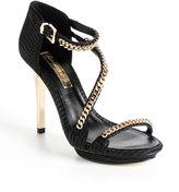 BCBGMAXAZRIA Priela Open-Toe Heels