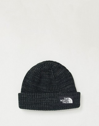 The North Face Salty Dog beanie in black