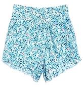 Splendid Girls' Floral Print Shorts - Big Kid