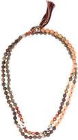 Chan Luu Agate & Quartz Bead Strand Necklace