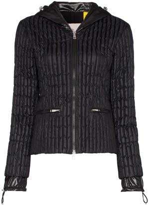 Moncler Jaren hooded quilted jacket