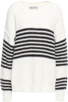 Wildfox Couture Cotton Sweater