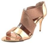Ted Baker Leniya Women Open Toe Patent Leather Pink Sandals.
