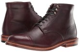 Bostonian No. 16 Cap (Burgundy Leather) Men's Shoes