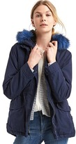 Gap 2-In-1 Short Hooded Parka