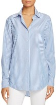 Scotch & Soda Striped Boyfriend Shirt