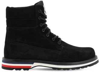Moncler Suede Boots