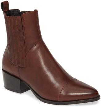 Vagabond Shoemakers Marja Cap Toe Bootie