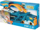 Hot Wheels Stunt & Go Truck, Black