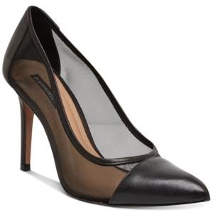 BCBGMAXAZRIA Juliet Mesh Pumps Women's Shoes