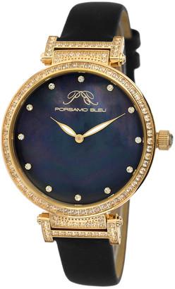 Porsamo Bleu Women's Chantal Topaz Watch