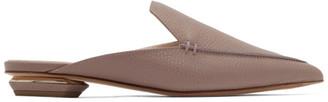 Nicholas Kirkwood Pink Beya Mules