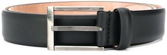Lanvin classic square buckle belt