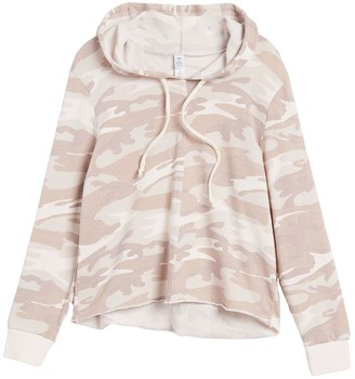 Alternative Mash Up Camouflage Hoodie