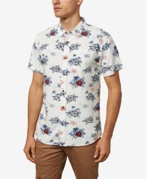 O'Neill Jack Island Skies Short Sleeve Shirt