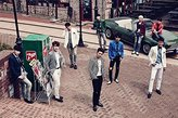 Fanstown Super Junior Suju MAGIC Poster A3 size thicken coated paper 28cm x42cm with lomo card (A01)