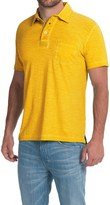 Vintage 1946 Garment-Dyed Polo Shirt - Cotton, Short Sleeve (For Men)