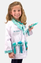 Melissa & Doug Toddler 'Doctor' Personalized Costume Set