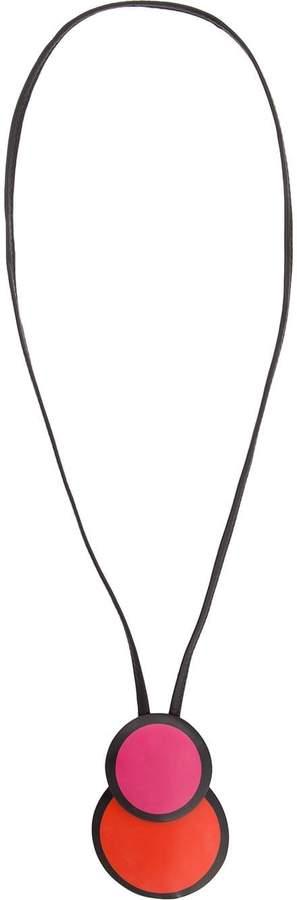 Monies Jewellery round pendant necklace
