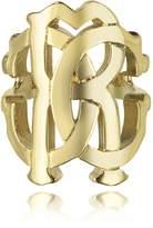 Roberto Cavalli RC Lux Gold Tone Ring