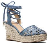 MICHAEL Michael Kors Darci Espadrille Platform Wedge Sandals