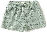 Copper Key Big Girls 7-16 Lace Shorts