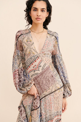 Free People Moroccan Dreams Maxi Dress