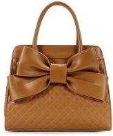 Scarleton Quilted Satchel H104829