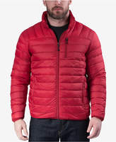 Hawke & Co Outfitters Men's Big & Tall Quilted Packable Down Jacket