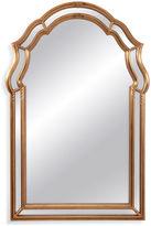 Bassett Mirror 40x60 Arch Floor Mirror, Gold