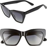 Diff Wren 53mm Polarized Gradient Sunglasses
