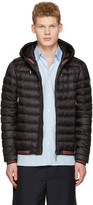 Moncler Black Down Eliot Jacket