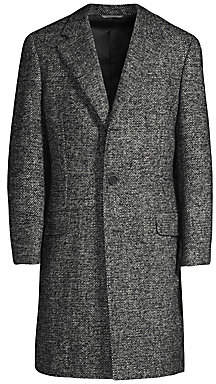 Canali Men's Wool Blend Topcoat
