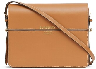 Burberry large Grace leather bag