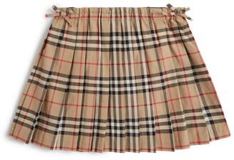 Burberry Kids Vintage Check Skirt (3-12 Years)