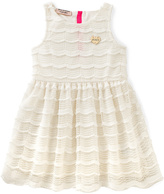 Juicy Couture White Lace A-Line Dress - Infant & Toddler