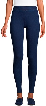 Lands' End Women's Starfish Pull-On Jeggings