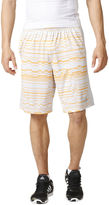 adidas Climacore Sports Straight-Leg Glitch Shorts