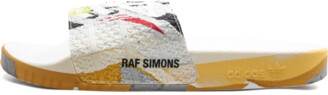 adidas Raf Simmons Torsion Adilette S 'Trompe Loeil' Shoes - Size 5